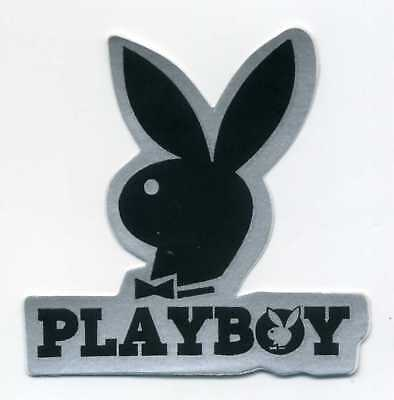 Bunny Playboy Red Black Decal Vinyl Sticker Car Bumper Window Motorcycle 23U