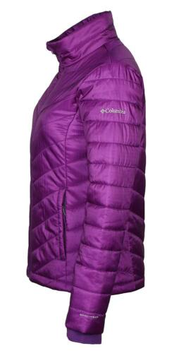 Columbia Women/'S Morning Light II Insulated Omni Heat Jacket Coat Purple XS S M