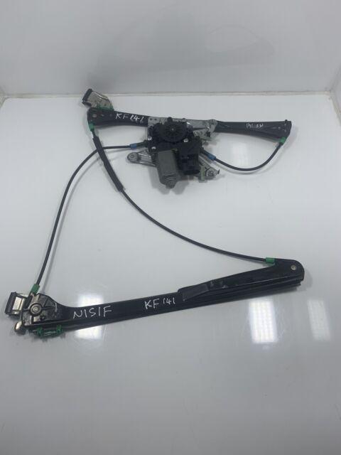 AUDI A4 Motor Regulador de Ventana Frontal de pasajeros 8D0837397 5 puertas 1999 a 2001