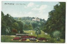 Germany - Bad Homburg - Lawn-Tennis-Platz - 1900's card
