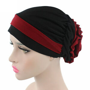 1pc-Women-Scarf-Pre-Tied-Chemo-Hat-Beanie-Turban-Headwear-for-Cancer-Patient