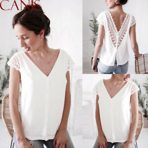 Women-Short-Sleeve-Loose-T-Shirts-Fashion-Ladies-Summer-Casual-Blouse-Tops-Shirt