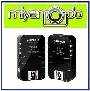 Yongnuo-YN-622N-Wireless-TTL-Flash-Trigger-For-Nikon-YN622N