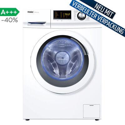 Haier Intelius 150 HW80-B14266 Waschmaschine, 8KG, A+++ -40%,Smart Drive Motor_V