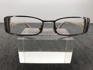 c63a54c7c4a6 Authentic Miu Miu Sunglasses 52-16 135 VMU61D Tiger Tortoise H99