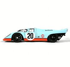 AUTOart Porsche 917k Steve McQueen Lemans Movie Diecast Car 1 18