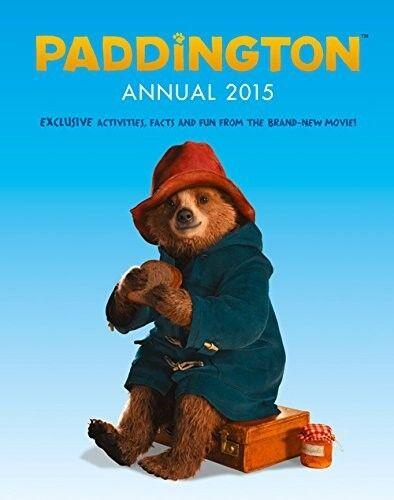 New, Paddington Annual 2015 (Paddington movie), HarperCollins Publishers Ltd, Bo