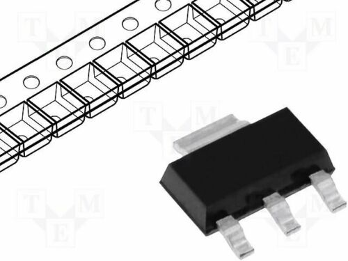 Spannungsstabilisator LDO,nicht geregelt 1A 3V SOT223-3  SMD MCP1826S-3002E//DB U