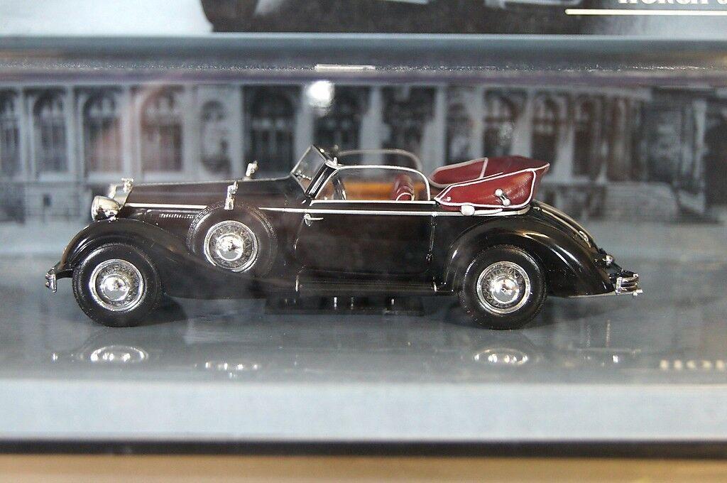 Minichamps 436 012030 Horsch 853a Cabriolet 1938 Negro Menta Menta Menta en caja Nd 9b41bf