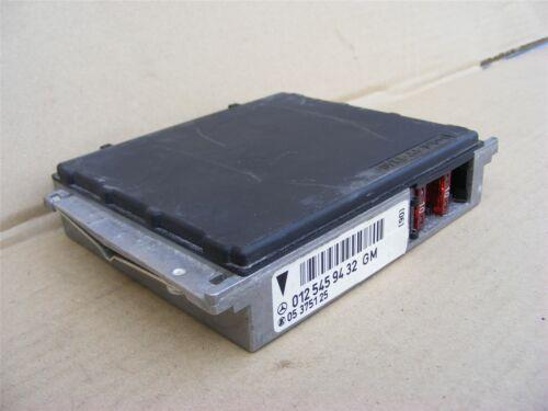 Mercedes 0125459432 ECU Gearbox Control UnitSL320 W140