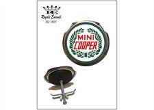 ROYALE AUTO GRILL BADGE & Raccordi-Mini Cooper Laurel EMBLEMA-B2.1807