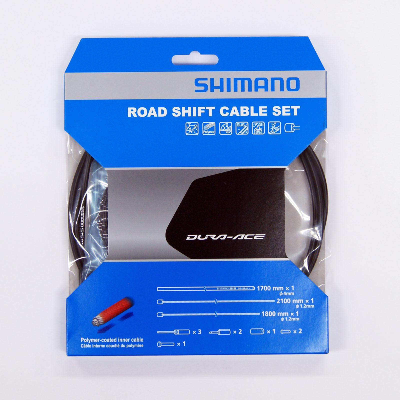 Shimano Dura-Ace OT-SP41 Straße Schalt Kabelsatz für ST-9000 Y63Z98910  | Verkauf Online-Shop