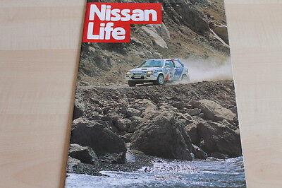 Klug Sv0859) Nissan Micra - Nissan Life 08/1990