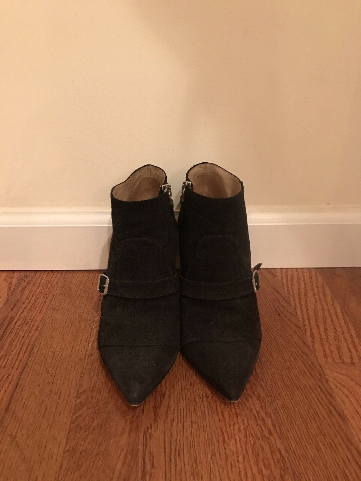 Man/Woman Bellataff Pointed Toe Booties Big clearance sale a good reputation in the world renewed on time