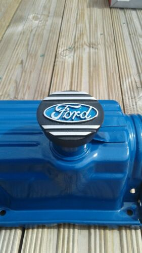 Nuevo Ford Escort mk1 mk2 Cortina Capri v6 X flujo o Pinto aliado Tapón De Llenado Aceite