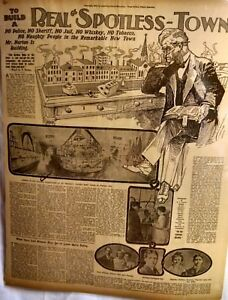 1905Vintage-Newspaper-Build-a-Spotless-Town-Fred-Norton-Tabor-Grand-Denver-Mummy