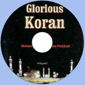 Details about The Meaning of the Glorious Koran Audio CD Rom Islam Muslim