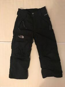 North Face Hyvent Ninos 6 Xs Nieve Pantalones De Esqui Nino Nina Negro Snowboard Juvenil 5t 6t Ebay