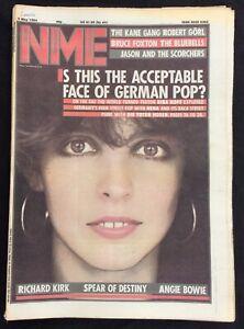 NME-5-May-1984-Biba-Kopf-Die-Toten-Hosen-Bruce-Foxton-Bluebells-Kane-Gang