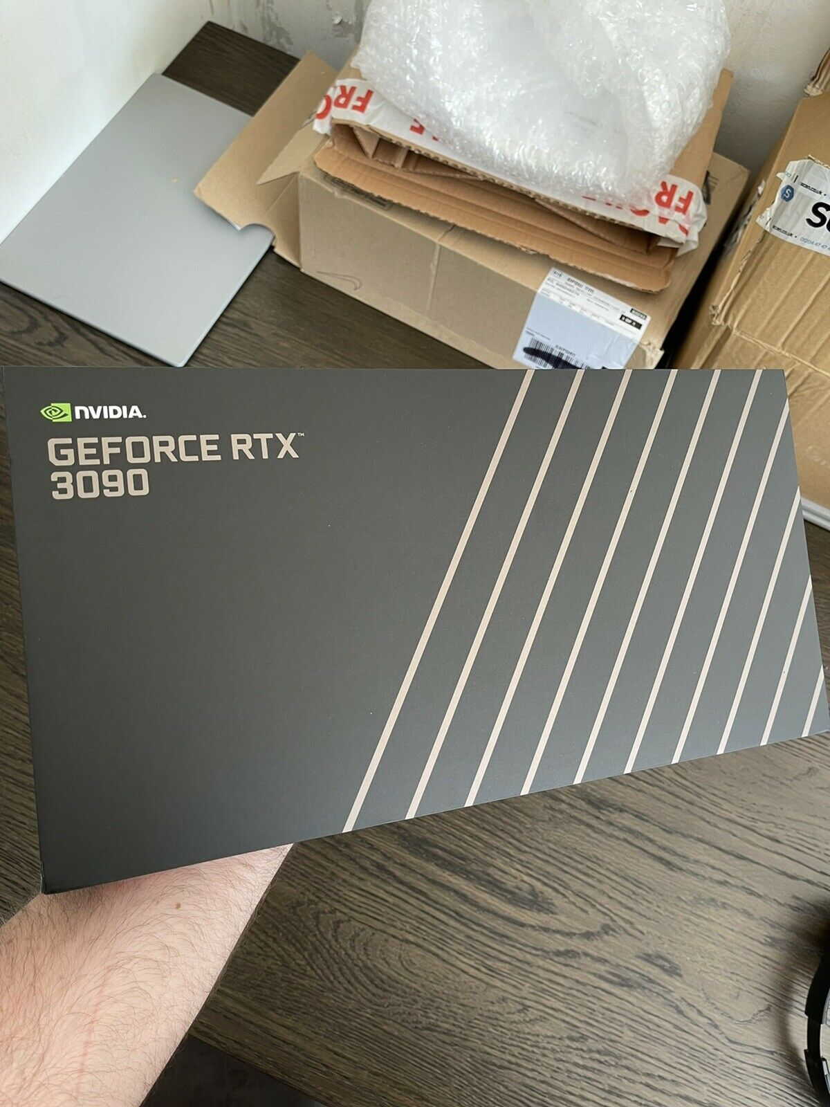 NVIDIA GeForce RTX 3090 FE Founders Edition 24GB GDDR6X Graphics Card - FREE🚚✅