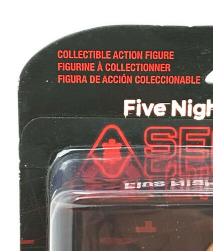 Five Nights At Freddy/'s Security Breach Action Figures Funko New Your Choice