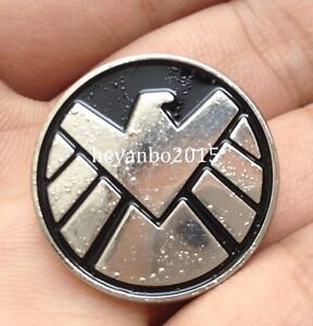 THE-AVENGERS-AGENTS-OF-SHIELD-S-H-I-E-L-D-METAL-SIGN-LAPE-PIN-BADGE-US