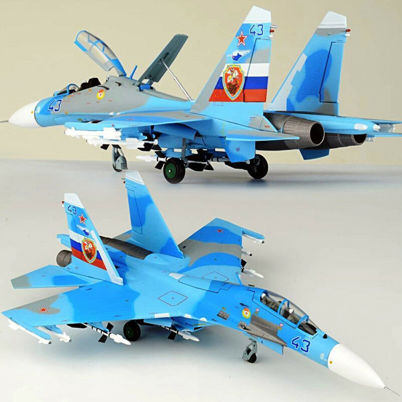 JC Wings JCW-72-SU27-001 SU-27 Flanker 831st Tactical Aviation Brigade 1:72