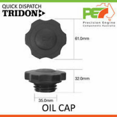 Oil Cap For Mazda MX6 Premacy GC GD GE10 GE20 2.0L TRIDON New