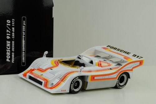 Interserie 10 Gangant Minichamps Porsche 18 am 1972 1 917 Can Willi 917 Kauhsen axfa0