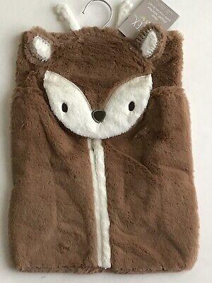 Levtex Baby Deer Apilador Del Pañal Pañal Bolso Marrón Nuevo Con Etiqueta Ebay