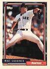 1992 Topps Mike Gardiner #694 Baseball Card