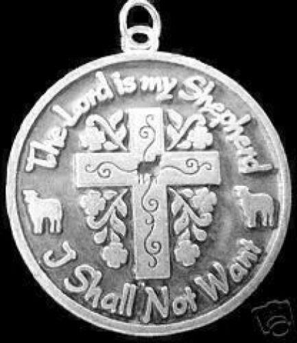 Cool Jésus le Seigneur est mon berger Charme Pendentif Bijoux