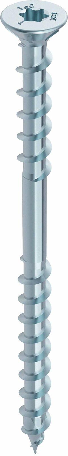 HECO-TOPIX-Therm Holzbauschraube blau blau blau verzinkt UK-Gewinde Senkkopf TX-Antrieb bb380b