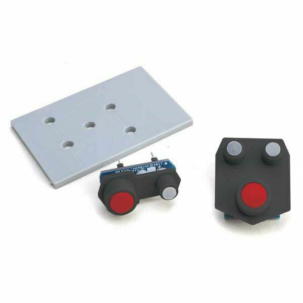Walthers 942-122 Layout Control System Dual-Color LED Fascia Crossover Controlle