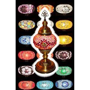 Lampara-Turca-pie-sobre-mesa-35-cm-escritorio-dormitorio-colores-variados