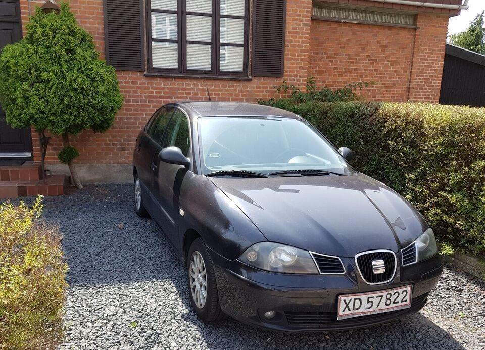 Seat Ibiza, 1,4 16V, Benzin