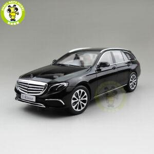 1-18-iScale-Mercedes-Benz-E-Class-Klasse-WAGON-Diecast-Model-Car-Gift-Black