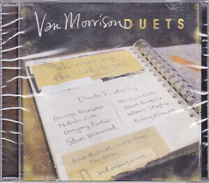 CD-Compact-disc-VAN-MORRISON-DUETS-RE-WORKING-THE-CATALOGUE-nuovo
