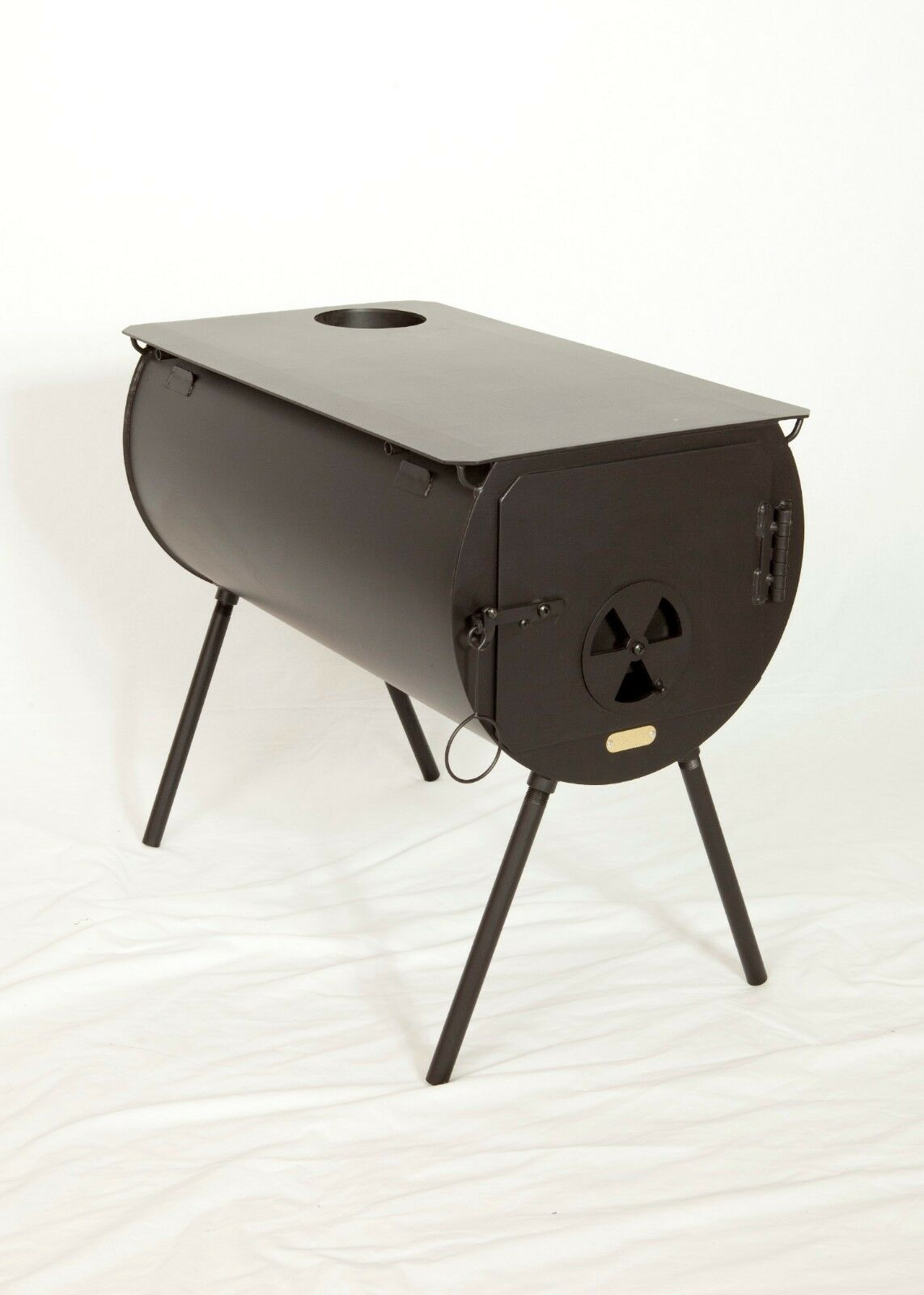 NEW  Outfitter Cylinder Wood Stove - Wall Tent - Camping Stove. Made in the USA