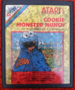 atari cookie monster munch