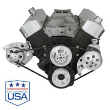 Big Block Chevy Alternator Bracket Short Water Pump 390 427 454 Bbc Swp