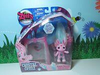 Sugar Bunny Lupine Crystal Zelfs W/rock Candy House - 1/2 Moose Toys -