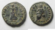 ZURQIEH - MK339 - Maximinus II Daia , Antioch , Anti-Christian / PAGAN Issue , A