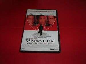 DVD-034-RAISONS-D-039-ETAT-034-matt-damon-angelina-jolie-robert-de-niro-etc-3909