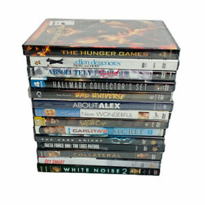 Lot-Of-17-DVDS-New