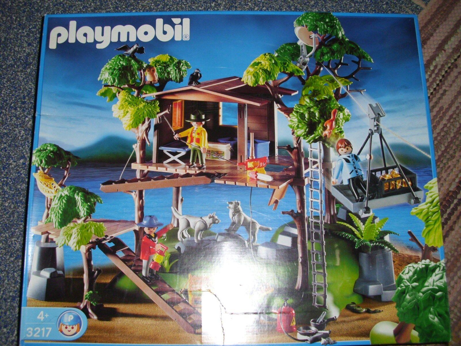 Playmobil - Baumhaus 3217 - gebraucht - top Zustand
