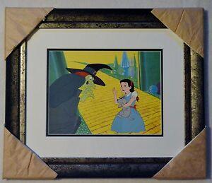 Filmation-Associates-Journey-Back-to-Oz-Framed-1973-Offset-Lithograph-486-850