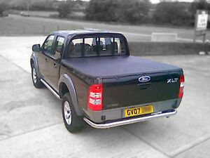 Image Is Loading Ford Ranger Super Extended Cab 2003 2017 Tonneau