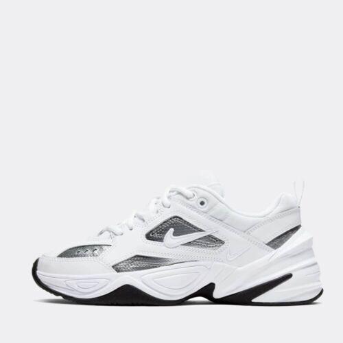 Nike M2K Tekno Weiss//Silber Damen Sneaker Schuhe CJ9583-100