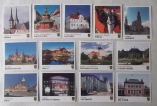 50  Sticker  aussuchen Panini Unser Sachsen